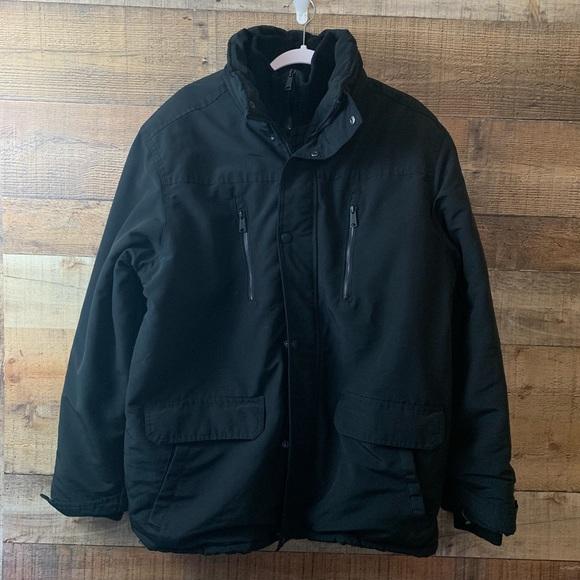 Ben Sherman Mens Vestee Outerwear Jacket